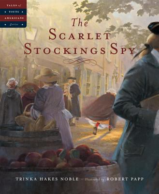 Cover image for The scarlet stockings spy