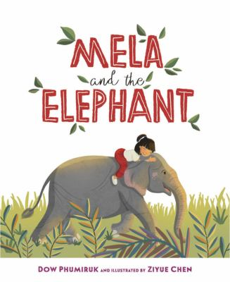 Cover image for Mela and the elephant