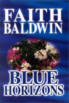 Cover image for Blue horizons