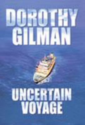 Cover image for Uncertain voyage