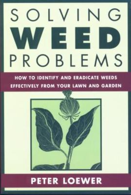 Cover image for Solving weed problems