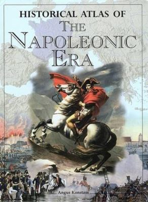 Cover image for Historical atlas of the Napoleonic era