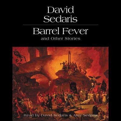 Cover image for Barrel fever and other stories