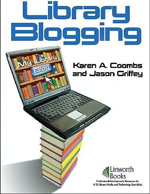 Cover image for Library blogging