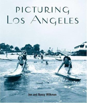 Cover image for Picturing Los Angeles