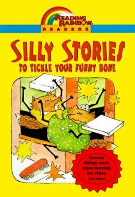 Cover image for Silly stories to tickle your funny bone.