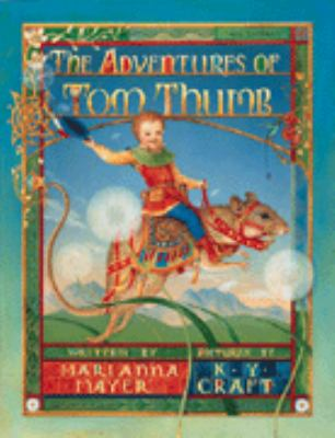 Cover image for The adventures of Tom Thumb