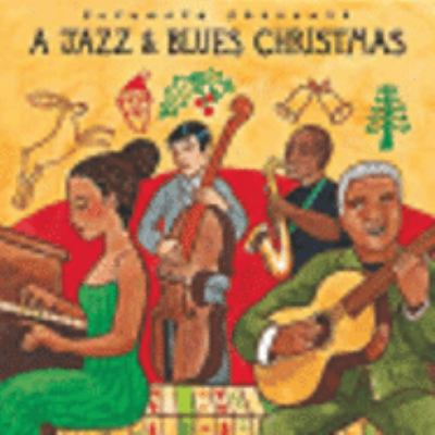 Cover image for A jazz & blues Christmas