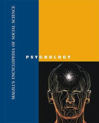 Cover image for Magill's encyclopedia of social science : psychology.