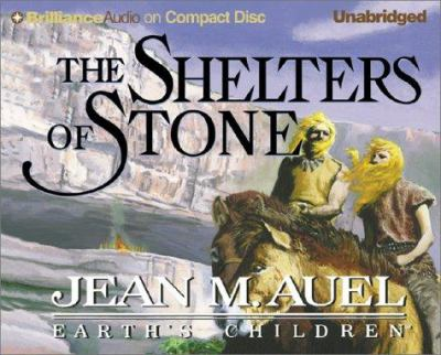 Cover image for The shelters of stone