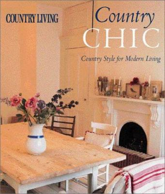 Cover image for Country chic : country style for modern living.