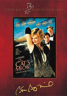 Cover image for The cat's meow