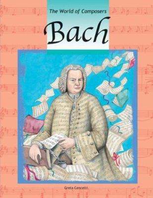 Cover image for Bach