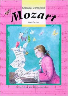 Cover image for Mozart