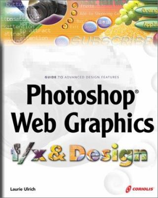 Cover image for Photoshop Web graphics f/x & design