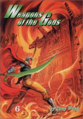 Cover image for Weapons of the Gods. Vol. 6