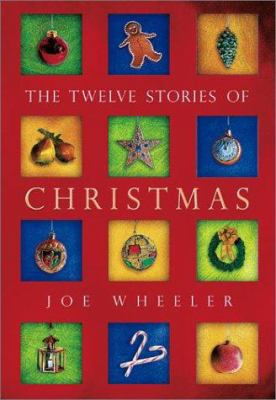 Cover image for Twelve stories of Christmas