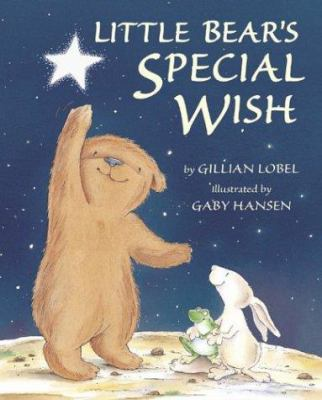 Cover image for Little Bear's special wish