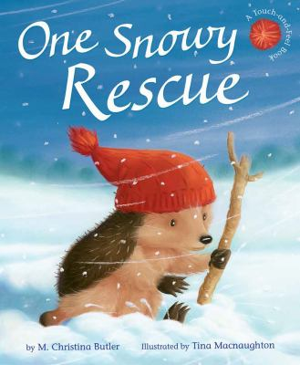 Cover image for One snowy rescue