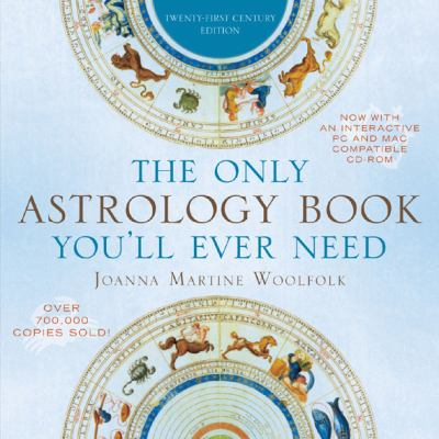 Cover image for The only astrology book you'll ever need