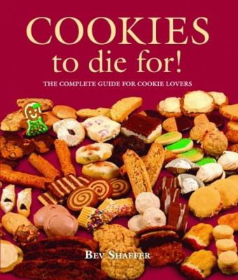 Cover image for Cookies to die for!