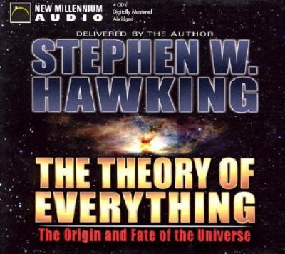 Cover image for The theory of everything the origin and fate of the universe