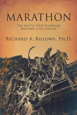 Cover image for Marathon : how one battle changed Western civilization