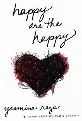 Cover image for Happy are the happy