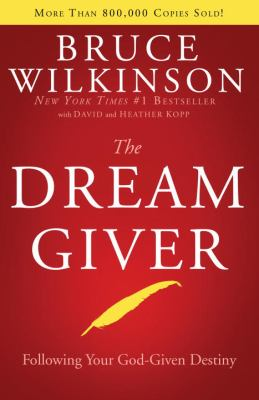 Cover image for The dream giver
