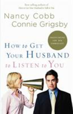 Cover image for How to get your husband to listen to you
