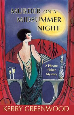 Cover image for Murder on a midsummer night : a Phryne Fisher mystery