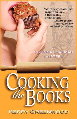 Cover image for Cooking the books : a Corinna Chapman mystery