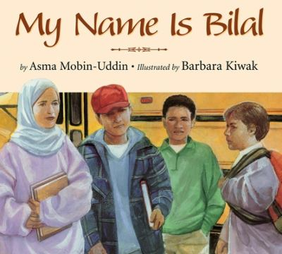Cover image for My name is Bilal