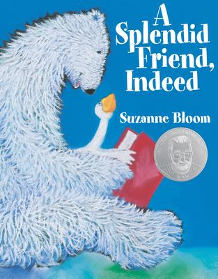 Cover image for A splendid friend, indeed