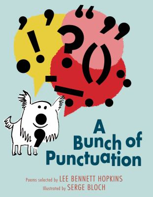 Cover image for A bunch of punctuation