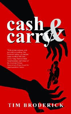 Cover image for Cash & carry : an odd jobs/David Diangelo mystery