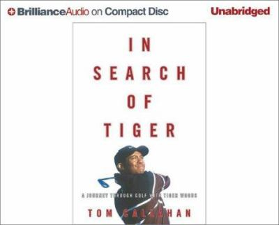 Cover image for In search of Tiger Woods