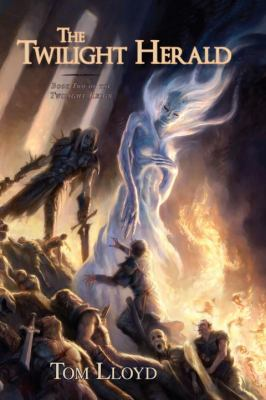 Cover image for The twilight herald