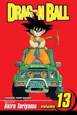 Cover image for Dragon Ball. Vol. 13