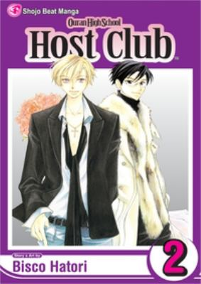 Cover image for Ouran High School Host Club. Vol. 2