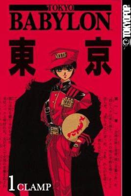 Cover image for Tokyo Babylon. Vol. 1