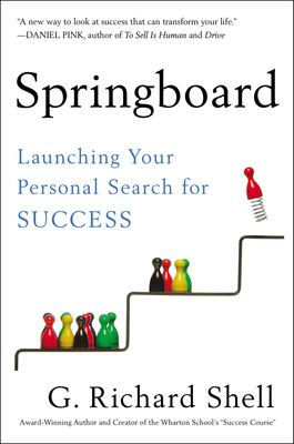 Cover image for Springboard : launching your personal search for success
