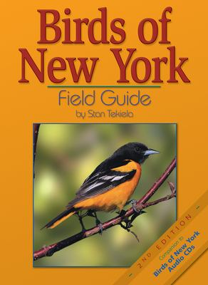 Cover image for Birds of New York : field guide