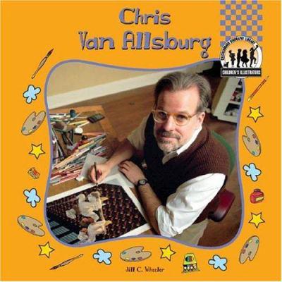 Cover image for Chris Van Allsburg