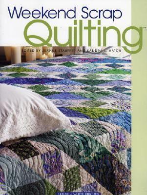 Cover image for Weekend scrap quilting