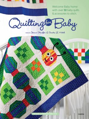 Cover image for Quilting for baby