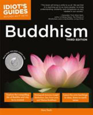 Cover image for The complete idiot's guide to Buddhism