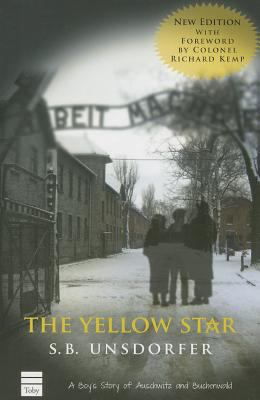 Cover image for Yellow star : a boy's story of Auschwitz and Buchenwald