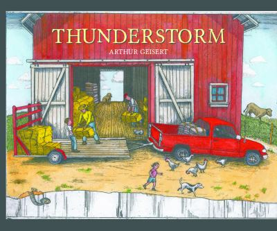 Cover image for Thunderstorm