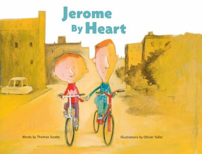 Cover image for Jerome by heart